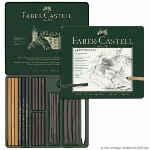 Faber Castell Pitt Charcoal Set_1