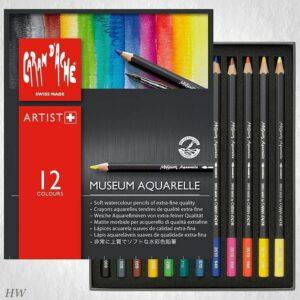 Caran d´Ache Museum Aquarelle 12