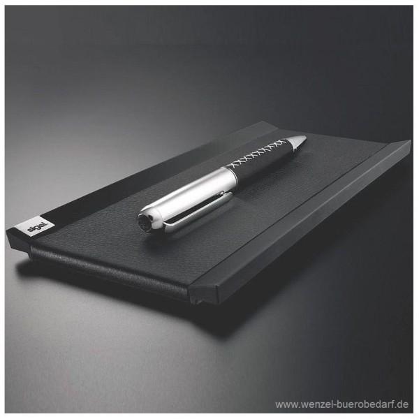 Sigel stifteschale cintano x sa504 hans wenzel ohg for Exklusive schreibtisch accessoires