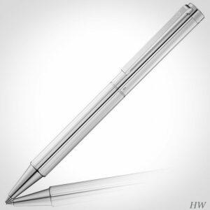 Waldmann Kugelschreiber Cosmo silber neu