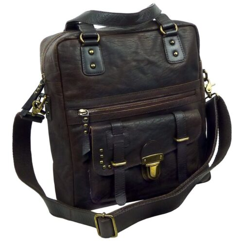 Landleder Messenger-Businessbag Shadow-Chrunch 287