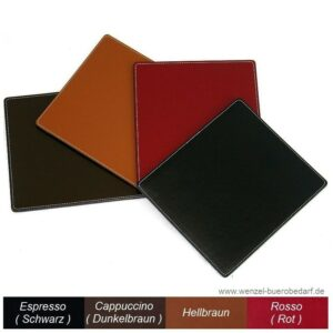 PA Leder-Mousepad Cambridge 7111_2017_neu_alle farben