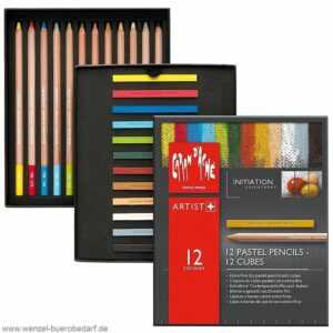 Caran d´Ache Pastell Stifte & Kreiden Sortiment Initiation_7880412_1