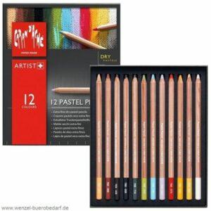 Caran d´Ache Pastellstifte im 12er-Kartonetui 0788312_1