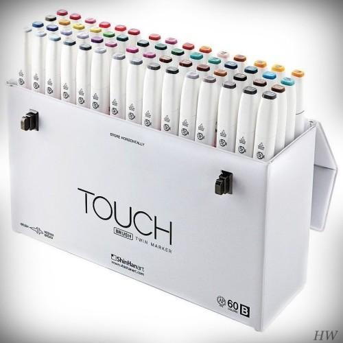 ShinHan Touch Brush Marker 60er-Set B_2018_1
