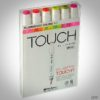 ShinHan Touch Brush Marker Fluorescent Colors