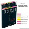 ShinHan Touch Twin Marker Fluorescent Colors_17696188_8809326961888