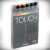 ShinHan Touch Twin Marker Main Colors A_2018_1
