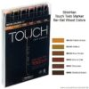 ShinHan Touch Twin Marker Wood Colors A_17696194_8809326961946