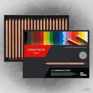 Caran d´Ache Farbstifte Luminance 6901-20