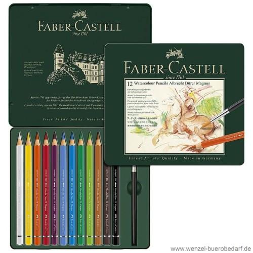 Faber Castell Albrecht Dürer Aquarellstifte Magnus 116912