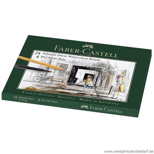 Faber Castell Albrecht Dürer Geschenk-Set Mixed Media-217504-5_4005402175048