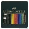 Faber Castell Polychromos Künstler-Set Mixed Media-110040_4005401100409
