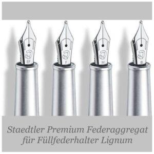Staedtler Premium Federaggregat Lignum