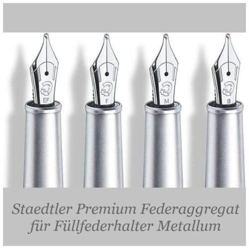 Staedtler Premium Federaggregat Metallum