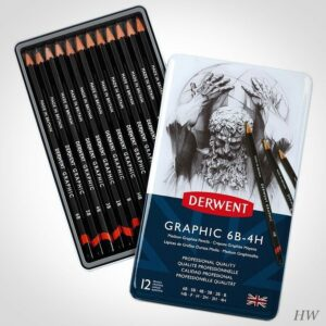Derwent Graphitstifte Graphic 12M