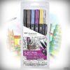 Tombow Dual Brush Pen ABT-5P-MH-Tot aber Lustig Set_2018