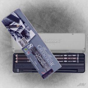 Cretacolor Charcoal-Set 46008