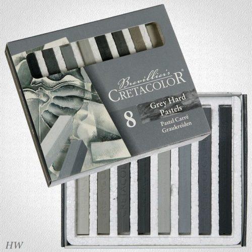 Cretacolor Graukreiden 48508