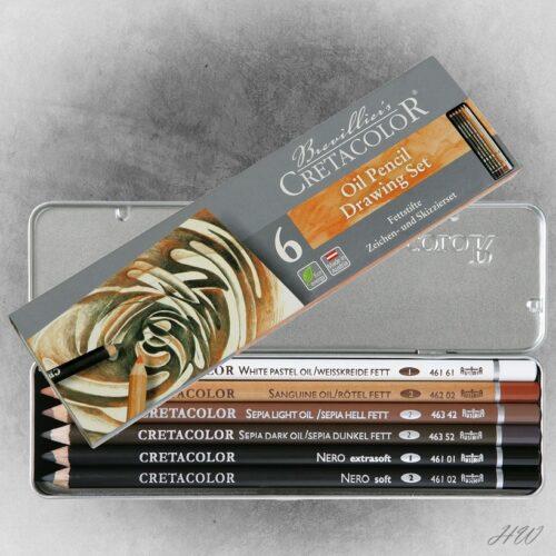 Cretacolor Skizzier-Set 40007