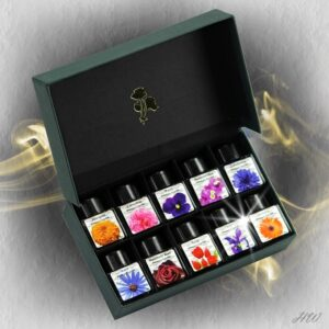 Diamine Füllhaltertinte Flower Set