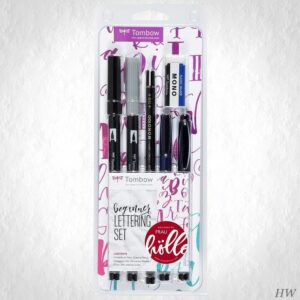 Tombow Lettering Set Beginner