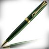 Diplomat Drehbleistift Excellence A2 Evergreen gold