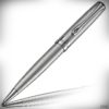 Diplomat Kugelschreiber Excellence A2 Chrom guillochiert