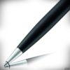 Diplomat Kugelschreiber Excellence A2 Lapis schwarz_2