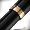 Diplomat Tintenroller Excellence A2 Lack schwarz-gold_5