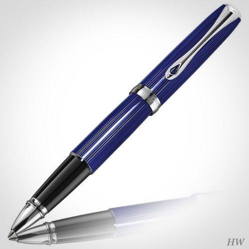 Diplomat Tintenroller Excellence A2 Skyline blue