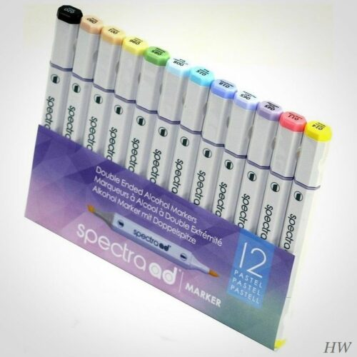 Spectra ad Marker Pastel Colors