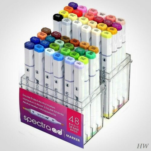 Spectra ad Marker Basic 48