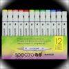 Spectra ad Brush Marker 12er-Set Floral