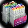 Spectra ad Brush Marker 48er-Set Basic