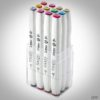 ShinHan Touch Twin Brush Marker Pastel Colors