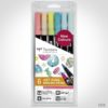 Tombow Dual Brush Pen ABT-6P-4