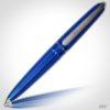 Diplomat Kugelschreiber Aero blau