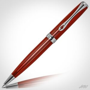 Diplomat Drehbleistift Excellence A2 Skyline red