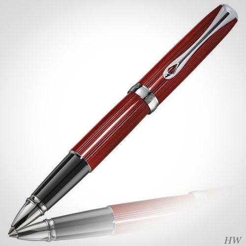 Diplomat Tintenroller Excellence A2 Skyline red