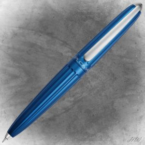 Diplomat Drehbleistift Aero blau