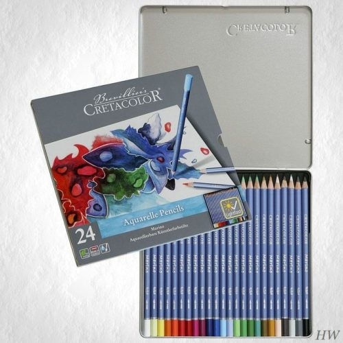 Cretacolor Marino Aquarellstifte 24024Cretacolor Marino Aquarellstifte 24024