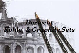 Derwent Kohle- & Graphite-Sets