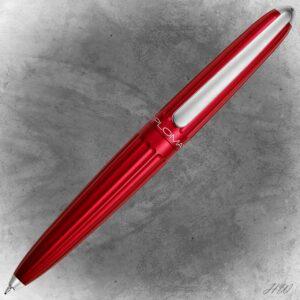 Diplomat Kugelschreiber Aero rot