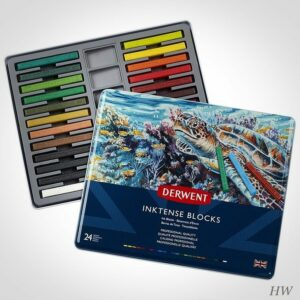 Derwent Inktense Blocks 24