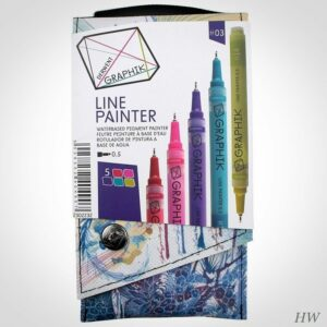 Derwent Line Painter Set 3
