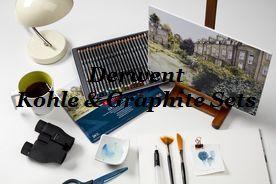 >>Derwent Kohle- und Graphite-Sets