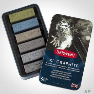 Derwent XL Graphite Blöcke