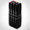 Shinhan Touch Twin Marker Main Colors