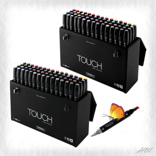 ShinHan Touch Twin Marker 60er-Sets